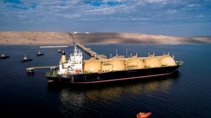 PERU LNG's marine terminal receives Maritime Award of the Americas 2016 from OAS