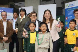 PERU LNG promueve práctica del ping pong en colegios de Chincha y Cañete