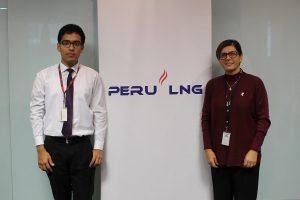 PERU LNG otorga beca a alumno de la UNI para estudiar en Estados Unidos