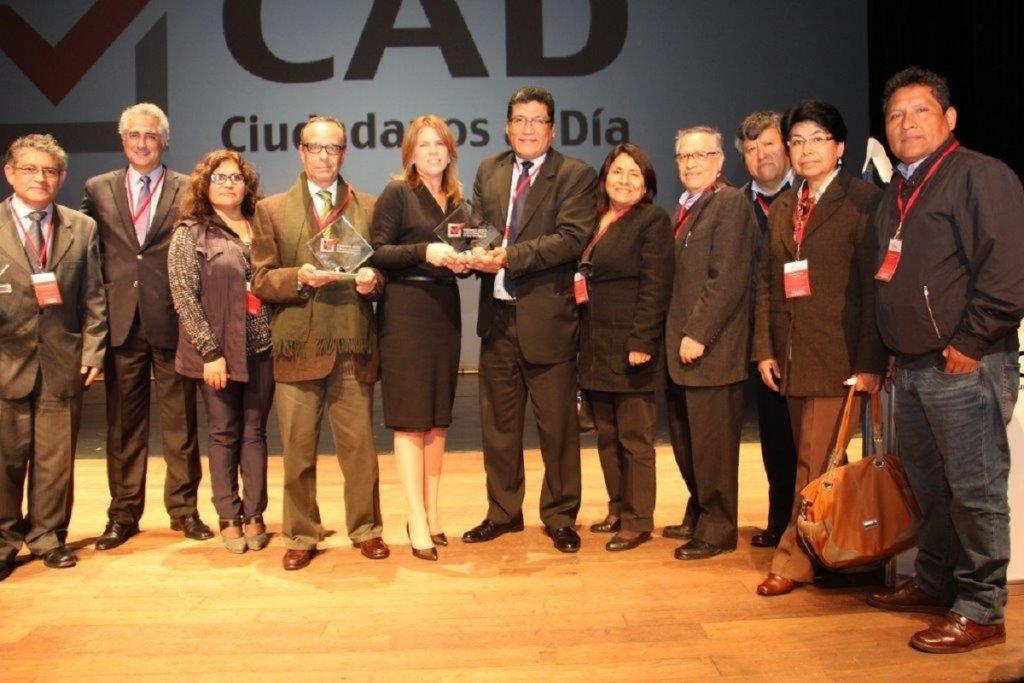 Premian proyecto Mi Chacra Emprendedora de PERU LNG