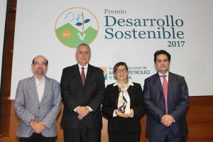 El proyecto Mi Chacra Emprendedora – Haku Wiñay recibe Premio Desarrollo Sostenible 2017 de la SNMPE