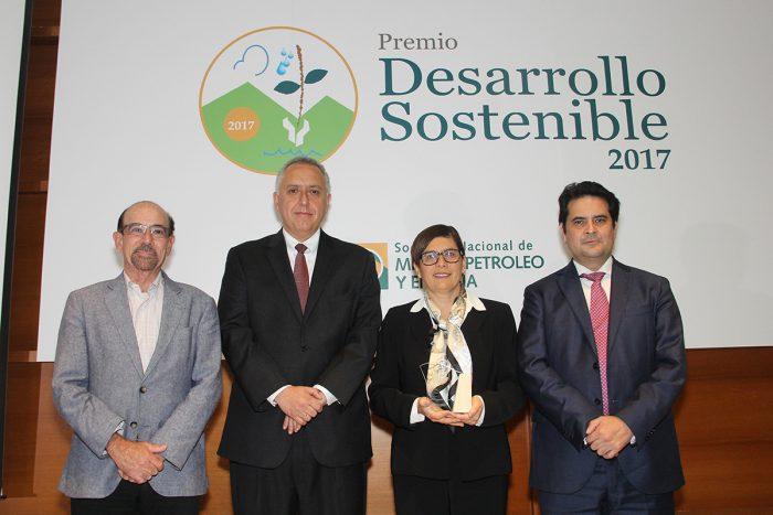 """Mi Chacra Emprendedora – Haku Wiñay"" Project wins the 2017 SNMPE Sustainable Development Award"
