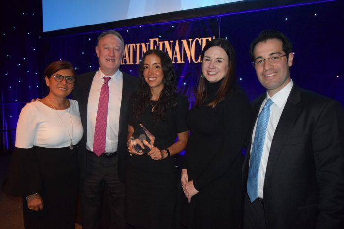 PERU LNG receives an important international award