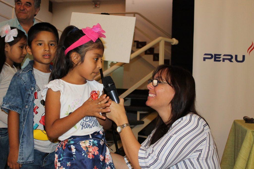Familias de Chincha, Huamanga y Cañete participaron en Ciclo de Conferencias organizado por PERU LNG sobre crianza con respeto