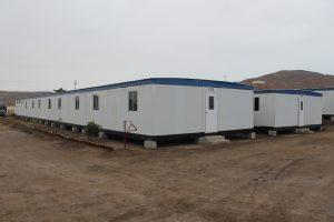 PERU LNG dona módulos de vivienda a la Fuerza Aérea del Perú