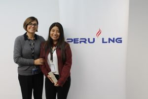 Student from the National University of Engineering will continue her studies in the United States thanks to the PERU LNG Scholarship