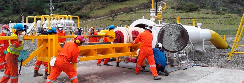 Gasoducto de PERU LNG